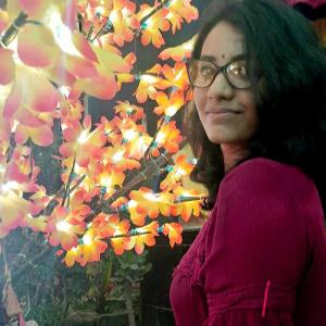 Madhuja Chatterjee