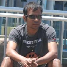 Avatar for getasutosh from gravatar.com