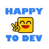 HappyToDev
