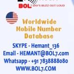 mobilenumberdatabase
