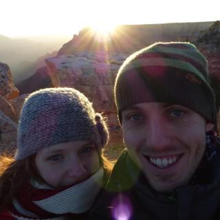 Emma and Stewart