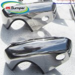 Datsun Roadster Fairlady bumper (1962-1970) by stainless steel