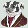 Coated_Badger