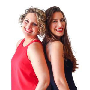 Nuria Guirao and Zahara La Roda