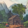 The Log Cabin Sage