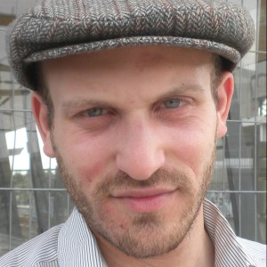 author Josh Loeb photo