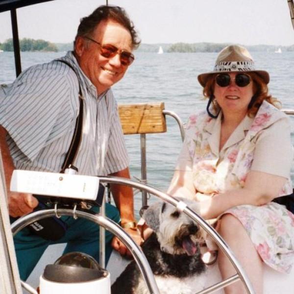Helen & John P Gaskill