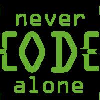 Never Code Alone