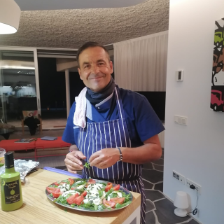 Private Chef Roberto Medda