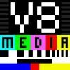 v8media's icon