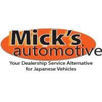 Mick's Automotive, Inc