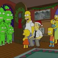 Le grinch Homer