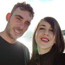Julia y David