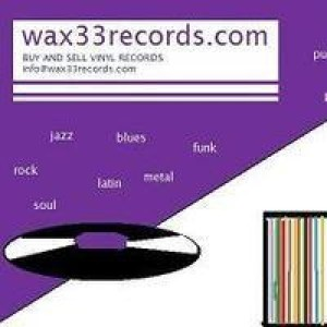 wax33records at Discogs