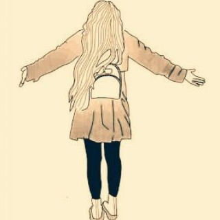 Girl Wanderer