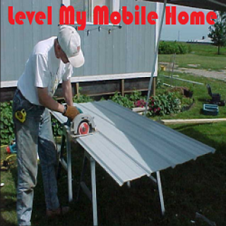 Level My Mobile Home