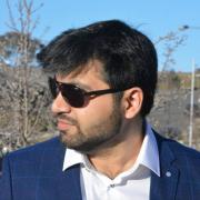 Photo of Haider Ali Khan