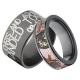 ceramic engagement ring
