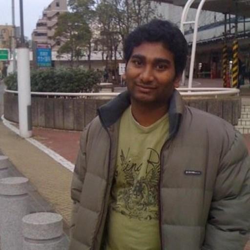 Dinesh P