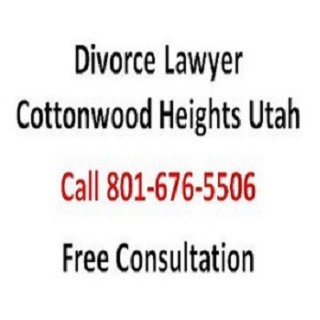 Divorce Lawyer Cottonwood Heights Utah