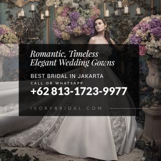 Best Bridal in Jakarta