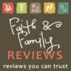 Theresa @ Faith And Family Reviews