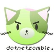 dotNet Zombie
