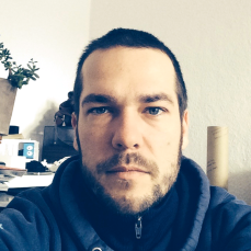 Autor Markus Stuhr