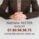 Nathalie REITER Avocat