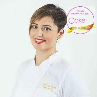 Anna Rosa Maggio cake design