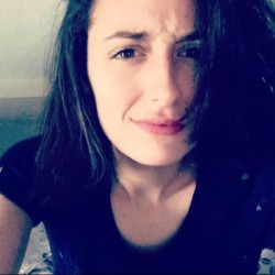 Léa Leyris, la fille qui a un peu du mal avec la vie