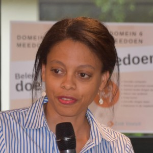 Tonia Dabwe