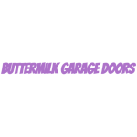 Buttermilk Garage Doors