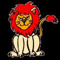 フランス語ライオンさん