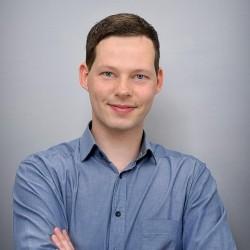Autor Jorrit van der Heide