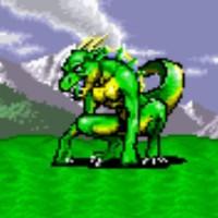 Female Gasdragon