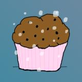 Blizzard Muffin