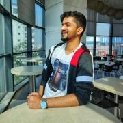 Photo of Rohan Maji