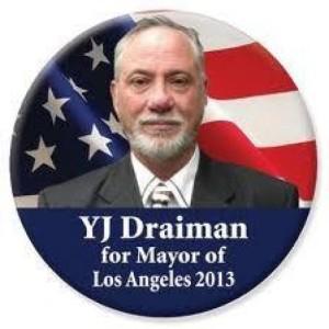 Draiman for Mayor