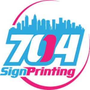 Avatar of 704 Sign Printing