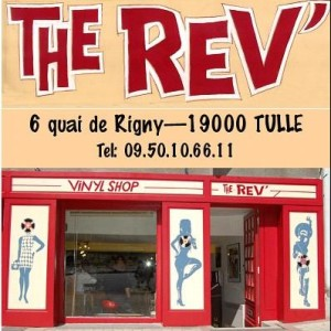 RevUp at Discogs