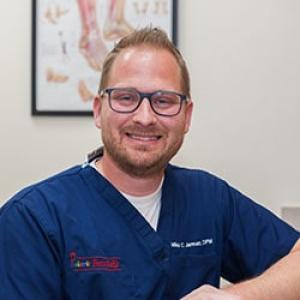 Dr. Mikkel Jarman, DPM
