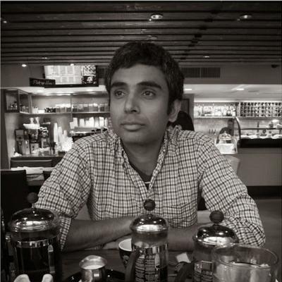 Photo of Pritam Sukumar