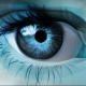 Blue-eyed Lady