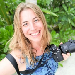 Abigail King of Inside the Travel Lab luxury travel blog