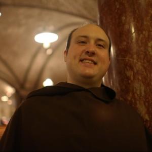 Father Nicholas Blackwell O. Carm.