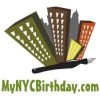 My NYC Birthday Gravatar
