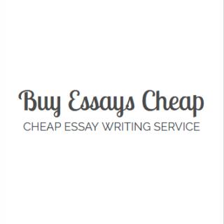 Buy Essays Cheap