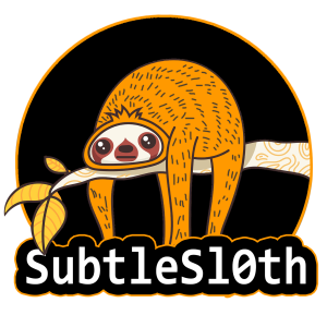 SubtleSloth