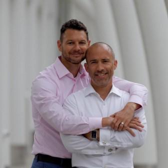 David Auten and John Schneider Gravatar